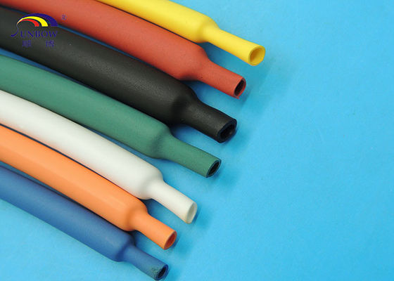 Китай 5mm Polyolefin 2:1 Shrinking Ratio Polyolefin Heat Shrink Tubing Tube Wrap Wire поставщик
