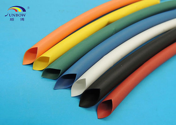 Flame Retarded Printable Heat Shrinkable Tubing 2/1 Flexible and Coloured