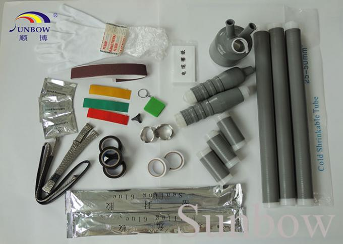 Cold Shrink EPDM Tubing Cable Accessories Tubes
